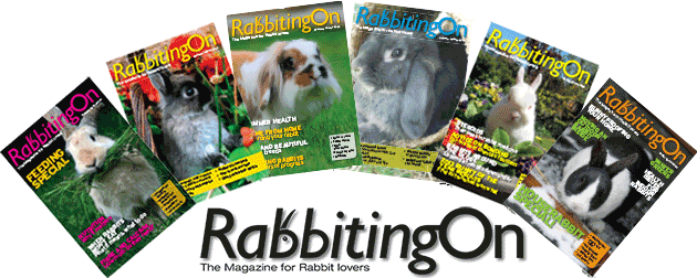 Rabbiting On: The Magazine for Rabbit Lovers